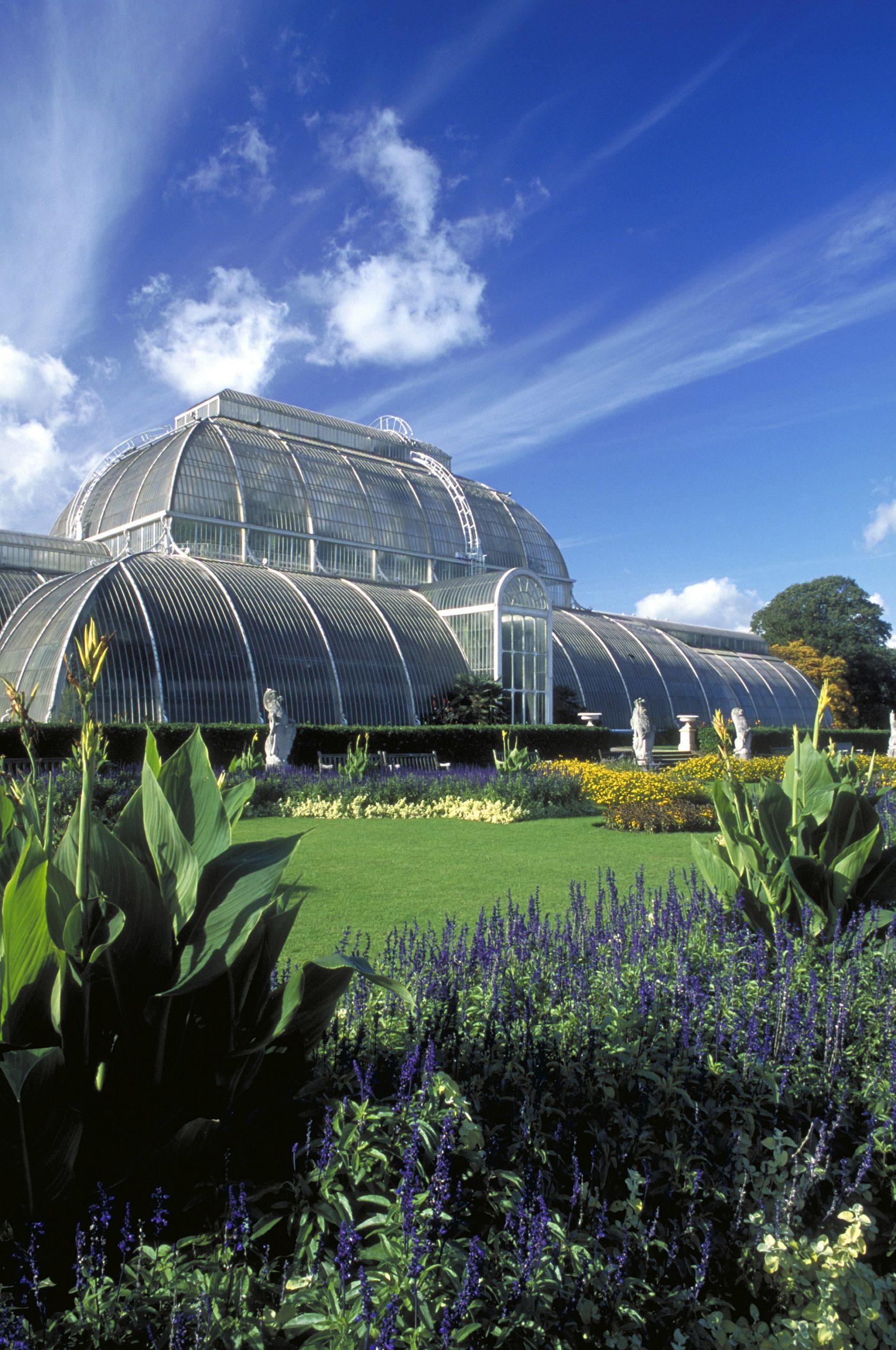 London and Kew Gardens